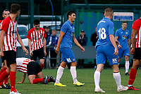 Elliot Osborne. Stockport Town FC 0-10 Stockport County FC. Pre Season Friendly. 9.7.19