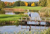 VELDHOVEN - Tee hole yellow 6 . Golfbaan Gendersteyn Burggolf.  COPYRIGHT KOEN SUYK