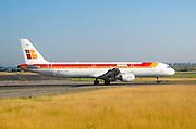 EC-JQZ Iberia Airbus A321-200
