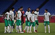 Germany v Saudi Arabia 25/07