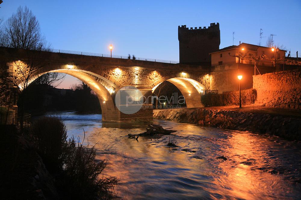 Cuzcurrita de rio Tiron. LA Rioja ©Daniel Acevedo / PILAR REVILLA