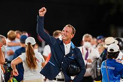 Fredricson Peder, SWE<br /> Olympic Games Tokyo 2021<br /> © Hippo Foto - Dirk Caremans<br /> 07/08/2021