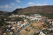 Belo Horizonte_MG, Brasil.<br /> <br /> Imagem aerea de Belo Horizonte, Minas Gerais. Na foto Praca do Papa e a Serra do Curral ao fundo.<br /> <br /> Aerial view of Belo Horizonte, Minas Gerais. In this photo Praca do Papa and Serra do Curral in the background.<br /> <br /> Foto: JOAO MARCOS ROSA / NITRO