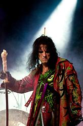 Alice Cooper DragonTown/ Monsters of Rock Festival. Last night of an eleven date tourat the Hallam FM Arena, SheffieldTuesday 26th Nov<br /><br />Copyright Paul David Drabble<br />Freelance Photographer<br />07831 853913<br />0114 2468406<br />www.pauldaviddrabble.co.uk<br />[#Beginning of Shooting Data Section]<br />Nikon D1 <br />2002/11/26 20:13:58.4<br />JPEG (8-bit) Fine<br />Image Size:  2000 x 1312<br />Color<br />Lens: 80-200mm f/2.8-2.8<br />Focal Length: 135mm<br />Exposure Mode: Manual<br />Metering Mode: Spot<br />1/250 sec - f/2.8<br />Exposure Comp.: 0 EV<br />Sensitivity: ISO 400<br />White Balance: Auto<br />AF Mode: AF-S<br />Tone Comp: Normal<br />Flash Sync Mode: Front Curtain<br />Auto Flash Mode: External<br />Color Mode: <br />Hue Adjustment: <br />Sharpening: Normal<br />Noise Reduction: <br />Image Comment: <br />[#End of Shooting Data Section]