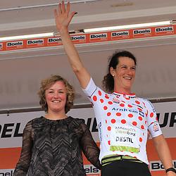 30-08-2017: Wielrennen: Boels Ladies Tour: Arnhem: Nathalie van Gogh