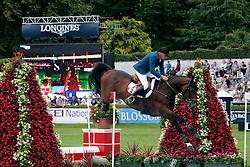 Hurel Jerome ( FRA) - Ohm de Ponthual<br /> Dublin Horse Show 2012<br /> © Hippo Foto - Beatrice Scudo