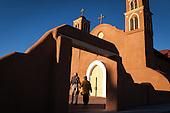 Socorro San Miguel Mission for NM Magazine