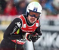 Ski , Audi FIS World Cup 2013/14 ,<br /> Men´s Super-G<br /> Kvitfjell (NOR)<br /> 02.03.14<br /> Foto : Dagfinn Limoseth , Digitalsport<br /> Peter Fill , ITA