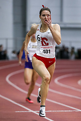 Boston University Athletics<br /> Hemery Invitational Indoor Track & Field