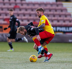 Dunfermline 5 v 1 Partick Thistle, Scottish Championship game played 30/11/2019 at Dunfermline's home ground, East End Park.