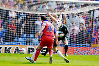Photo: Alan Crowhurst.<br />Crystal Palace v Derby County. Coca Cola Championship. 29/04/2007. Mark Kennedy of Palace (L) scores the second 2-0.