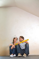 Taking a break couple new home planning