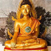 THA/Bangkok/20160729 - Vakantie Thailand 2016 Bangkok, Gouden Buddha