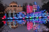 Magic Lantern Festival Chiswick London