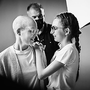 Think Pink behind the scenes © WIT & 2Photographers