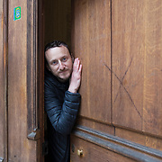 Piccolo Teatro Grassi, Milano, Italia, 6 Aprile 2021. Marco Cacciola, attore e regista.