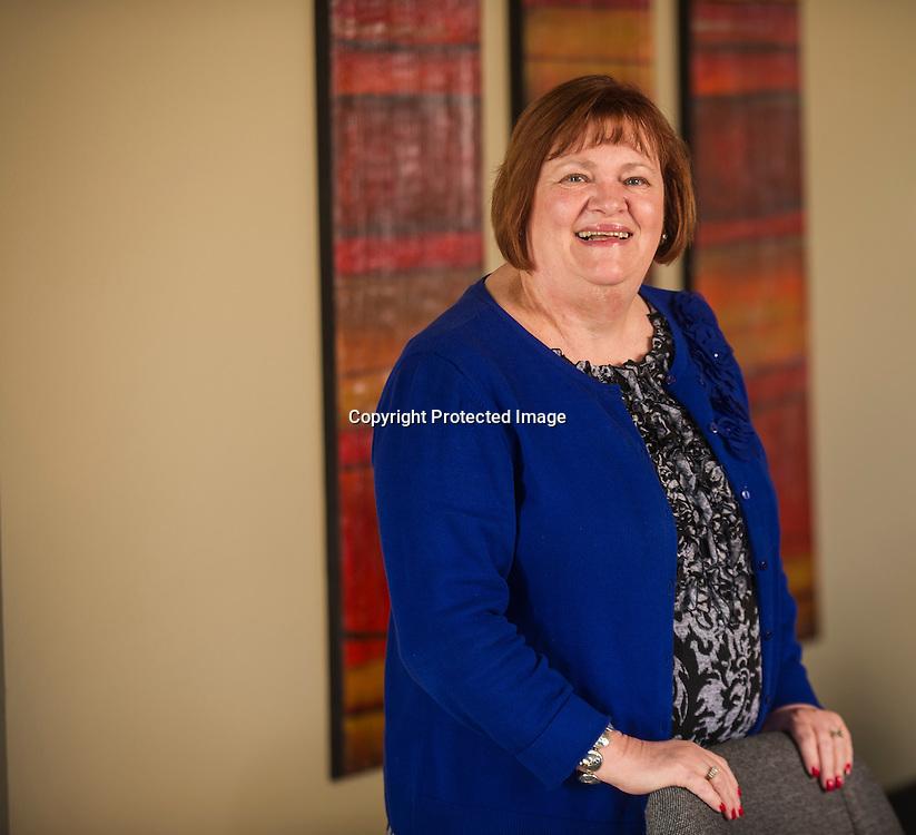 Jill Darling, president of United Way of Northwest Arkansas.
