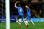 Stockport County FC 1-1 Chester FC 8.12.18