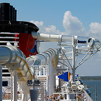 Disney Fantasy Aquaduck Waterslide