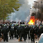 2011080801-Hackney Riots - London - UK