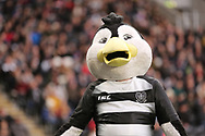The Hull FC mascot Airlie during the Betfred Super League match between Hull FC and St Helens RFC at Kingston Communications Stadium, Hull, United Kingdom on 16 February 2020.