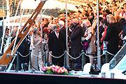 5 mei-concert op de Amstel / May 5 liberatrion concert at the Amstel<br /> <br /> Op de foto / On the photo:   Koning Willem-Alexander en koningin Maxima  ///  King Willem-Alexander and Queen Maxima