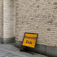 Diversion Ends Big Issue Seller;<br />Southbank, Southwark;<br />London in Lockdown July 2020;<br />London, UK;<br />14th July 2020.<br /><br />© Pete Jones<br />pete@pjproductions.co.uk