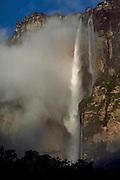 Angel Falls, 3212 feet, world's highest waterfall, Canaima National Park, Venezuela