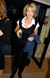 LADY COSIMA SOMERSET at a party hosted by Kathryn Ireland held at her showroom at 65-69 Lots Road, London on 27th September 2005.<br /><br />NON EXCLUSIVE - WORLD RIGHTS