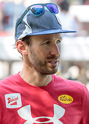 22.05.2017, Kalterer See, Kaltern, ITA, OESV, Nordische Kombinierer, Trainingskurs Kaltern, im Bild Trainer Christoph Bieler // during a Trainingscamp of Austrian Nordic Combined Team at the Kalterer Lake, Kaltern, Italy on 2017/05/22. EXPA Pictures © 2017, PhotoCredit: EXPA/ JFK