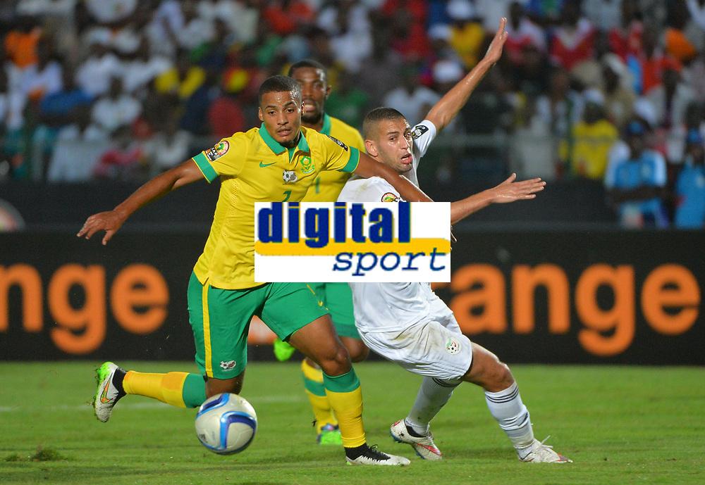 Rivaldo Coetzee ( Afrique du Sud ) - Islam Slimani ( Algerie )