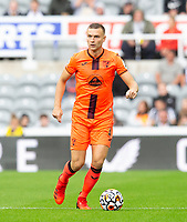 Football - 2021 / 2022 - Pre-Season Friendly - Newcastle United vs Norwich City - St James Park - Saturday 7th August 2021<br /> <br /> Ben Gibson of Norwich City<br /> <br /> Credit: COLORSPORT/Bruce White