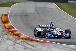 June 22, 2018 - Elkhart Lake, Wisconsin, United States of America - TAKUMA SATO (30) of Japan takes to the track to practice for the KOHLER Grand Prix at Road America in Elkhart Lake, Wisconsin. (Credit Image: © Justin R. Noe Asp Inc/ASP via ZUMA Wire)