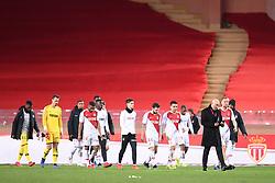 January 19, 2019 - Monaco, France - EQUIPE DE FOOTBALL DE MONACO - DECEPTION (Credit Image: © Panoramic via ZUMA Press)