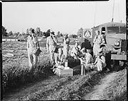 """ackroyd-00795. """"Civil Air Patrol operations in Vanport Flood. July 2, 1948"""""""