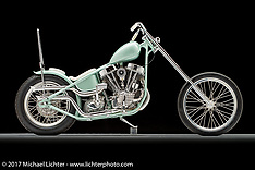 Jake and Zach Hindes 1948 Panhead