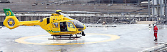 Helicopter Air Ambulance SCA