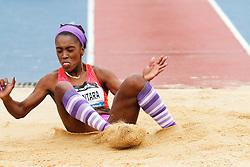 Samsung Diamond League adidas Grand Prix track & field; Womens Triple Jump, Dailenya Alcantara, CUB