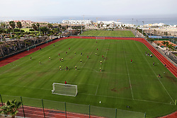 A general view during a Bristol City training match - Mandatory by-line: Matt McNulty/JMP - 19/07/2017 - FOOTBALL - Tenerife Top Training Centre - Costa Adeje, Tenerife - Pre-Season Training