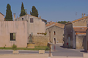 Junas, South of France, Historic Medieval Village, Home of Quarry