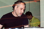 Daniel Bell  at Mondo Club in Madrid in 2006