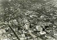 1930 Looking NE at Hollywood near Hollywood Blvd. & Cahuenga Blvd.