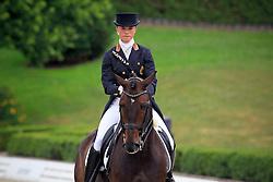 Brison Saidja (BEL) - Moliere 16<br /> European Championships Young Riders 2010<br /> © Hippo Foto - Leanjo de Koster