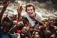 1D on Comic Relief charity trip, Accra, Ghana
