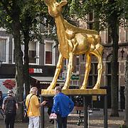 NLD/Den Haag/20180920 - Gouden Kalf van NFF, Gouden Kalf op het Plein in Den Haag