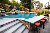 California Pool, Newcastle, CA