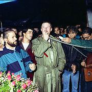 NLD/Bussum/19920816 - Herdenkingstocht nav de dood van Hamito Qumar