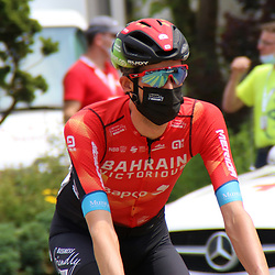 GSTAAD (SUI) CYCLING<br /> Tour de Suisse stage 4