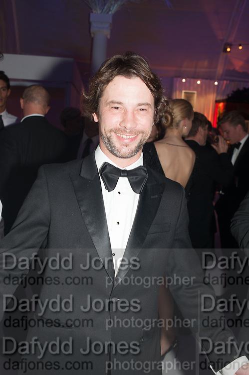 JAY KAY, Grey Goose Winter Ball to benefit the Elton John Aids Foundation. Battersea Power Station. London. 10 November 2012.
