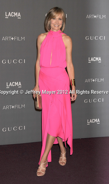 LOS ANGELES, CA - OCTOBER 27: Willow Bay  arrives at LACMA Art + Film Gala at LACMA on October 27, 2012 in Los Angeles, California.